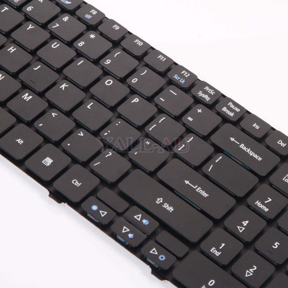 keyboard for acer aspire 7551 7551g 7739 7739g 7741 laptop us ebay. Black Bedroom Furniture Sets. Home Design Ideas